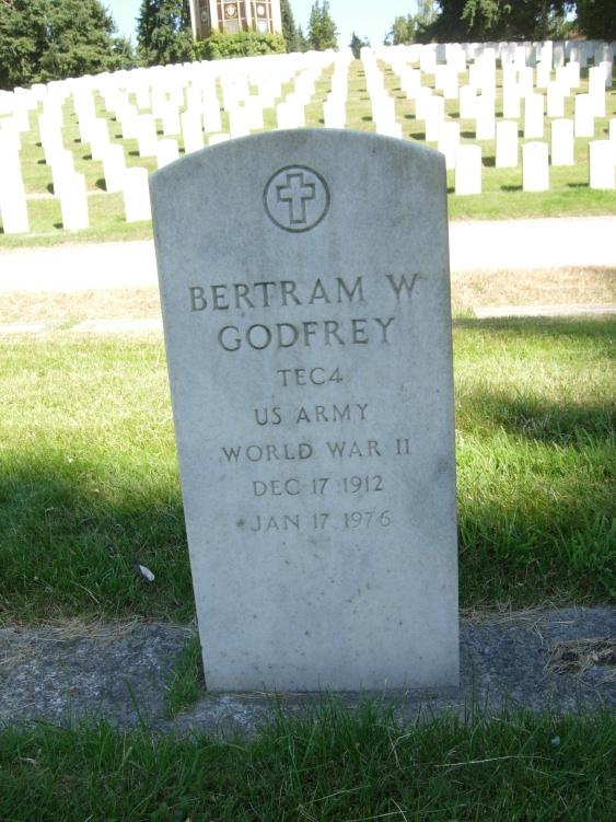 Bert Godfrey