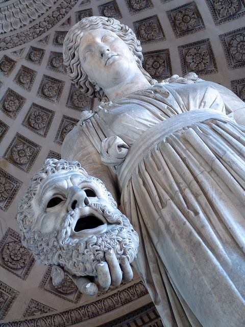 Melpomene ~ Muse of Tragedy