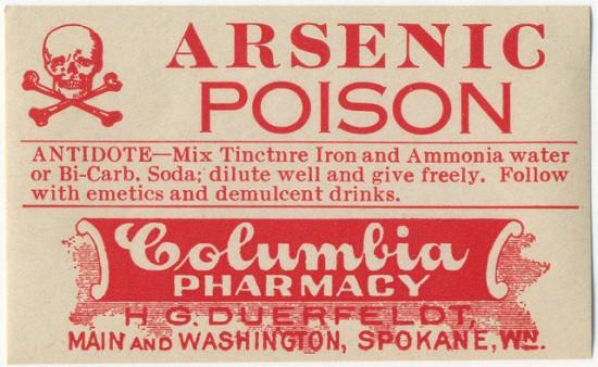 Arsenic-Label