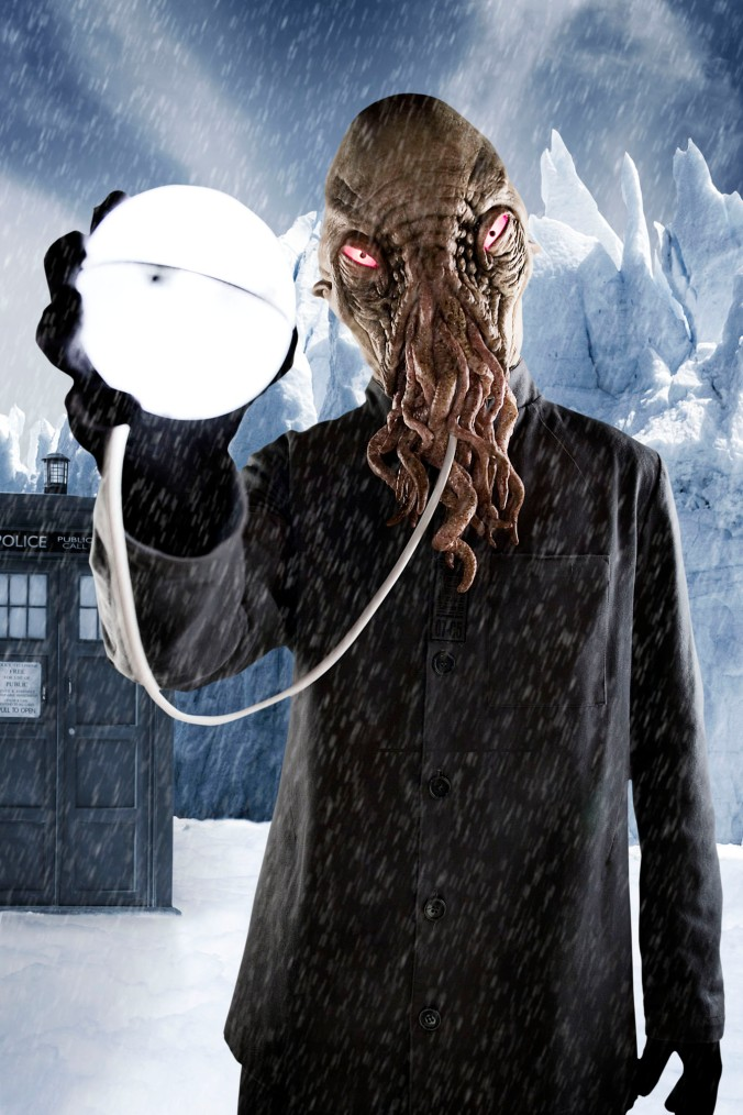 *** Images embargoed for publication until 15th April 2008 *** BBC Picture shows: One of The Ood. Episode 3. Planet of the Ood. TX: BBC ONE Saturday 19th April 2008 WARNING: Use of this copyright image is subject to the terms of use of BBC Pictures BBC Digital Picture Service. In particular, this image may only be published in print for editorial use during the publicity period (the weeks immediately leading up to and including the transmission week of the relevant programme or event and three review weeks following) for the purpose of publicising the programme, person or service pictured and provided the BBC and the copyright holder in the caption are credited. Any use of this image on the internet and other online communication services will require a separate prior agreement with BBC Pictures. For any other purpose whatsoever, including advertising and commercial prior written approval from the copyright holder will be required.