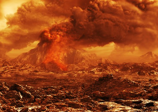 Is_Venus_volcanically_active