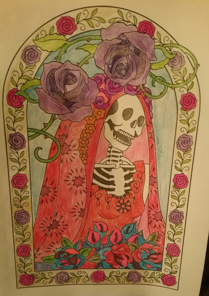 colored by a.m. moscoso