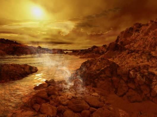 Methane Lakes on Titan