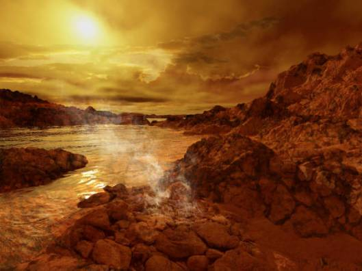 Methane Lakes on Titan