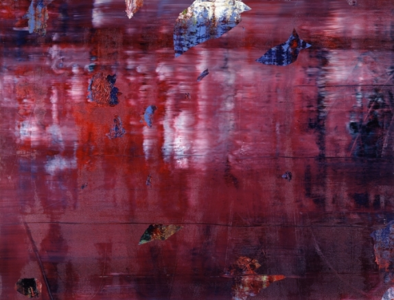 Gerhard Richter Abstract Painting (849-2)