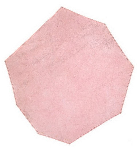 Light Pink Octagon
